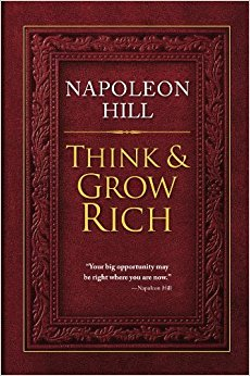 Think & Grow Rich by Napolean Hill - Topic: Personal finance, self-improvement