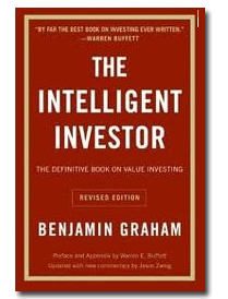 The Intelligent Investor by Benjamin Graham - Topic: Investing, stock market