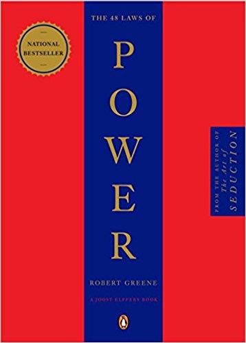48 Laws of Power by Robert Greene - Topic: Self improvement, philosophy