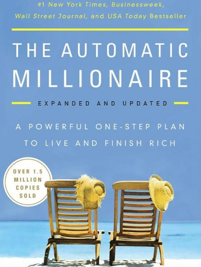 The Automatic Millionaire by David Bach - Topic: Personal finance