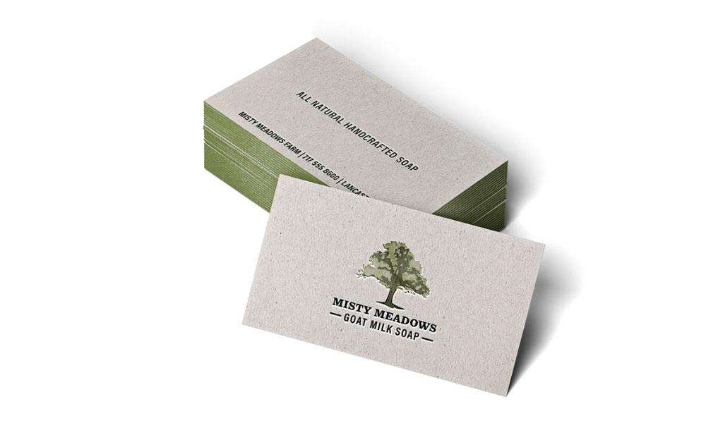 Call Me Sue Brand Design Business Cards