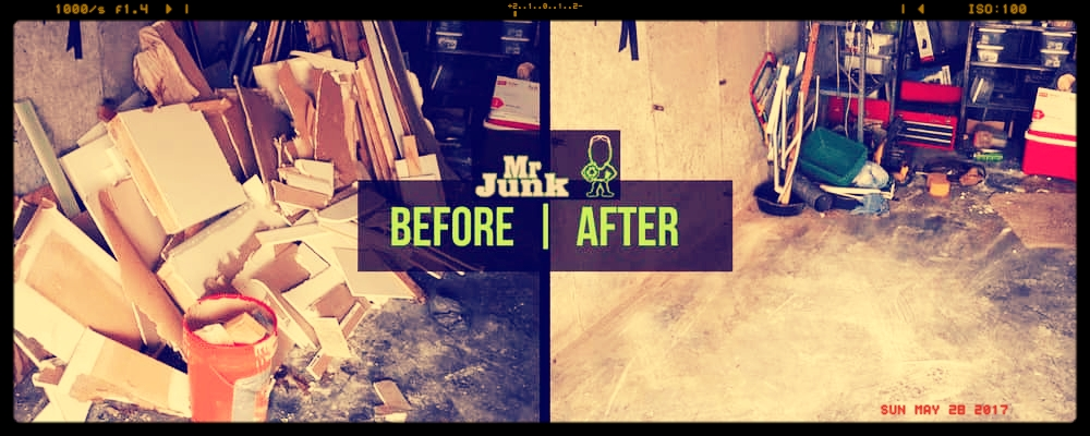 1 junk removal hauling service in columbia mo mrjunk mrjunk before amp after basement junk removal in columbia missouri solutioingenieria Gallery