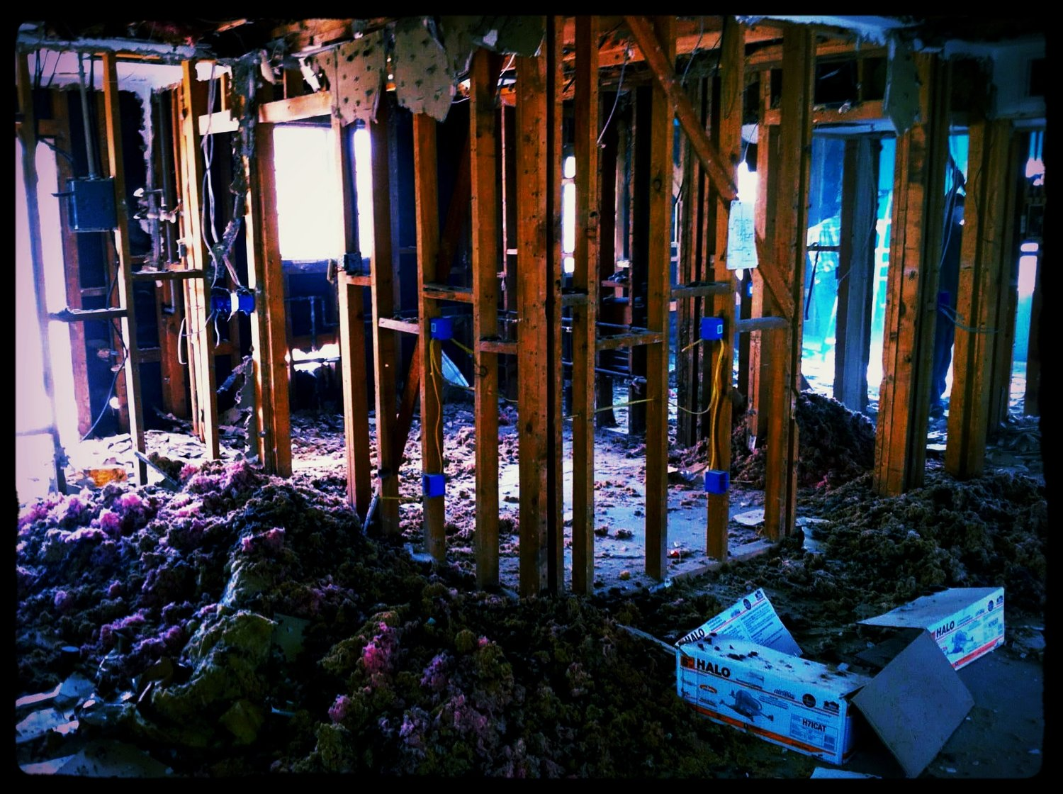 1 insulation removal home demolition junk removal mrjunk remodeling demolition insulation removal services solutioingenieria Image collections