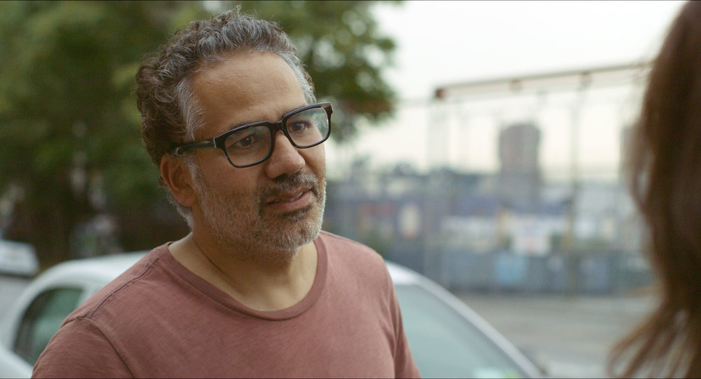 John Ortiz in A Woman, A Part
