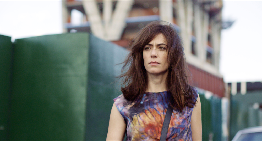 Maggie Siff in A Woman, A Part