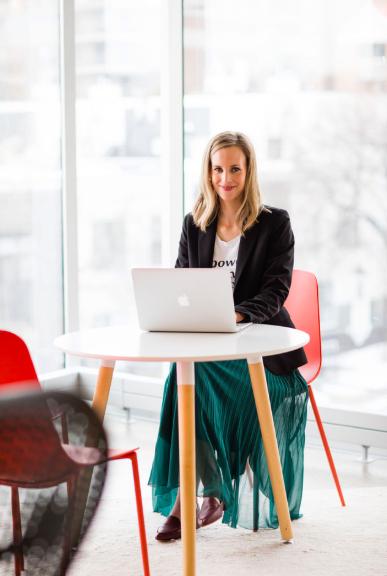 Kristen Dyck, Personal Brand Strategist