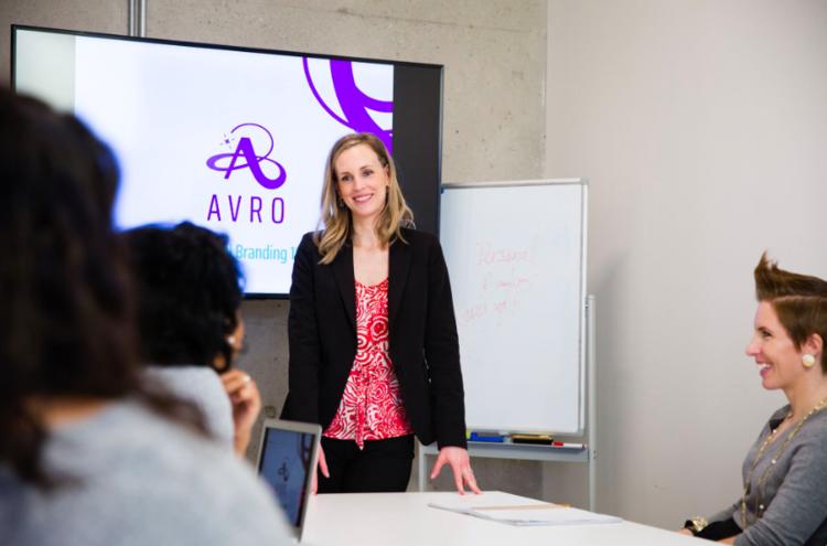 Kristen Dyck Personal Branding Workshop