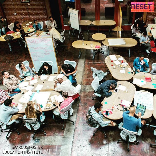 #TBT to #RESETVOL2 where MFEI scholarship recipients were bringing their ideas for social change to life.  Join us next Thursday as our new cohort of scholars tackle the issues within their communities and create actionable solutions to test in 2018-2019! (Link in bio for more info and to RSVP)