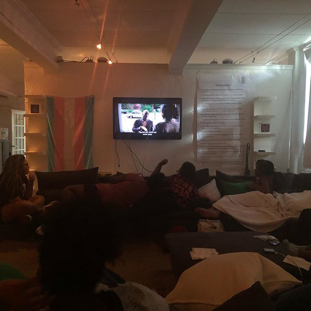 PVO #movienight #blackgirlsmattermia