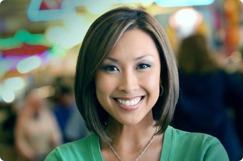 anchor facial news Asian