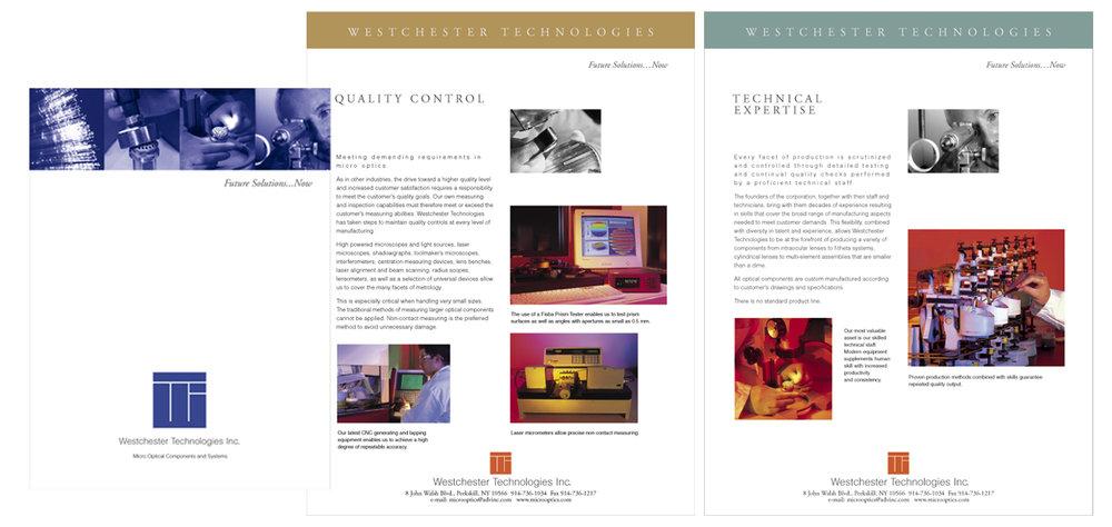 WestchesterTechnologies_Brochure