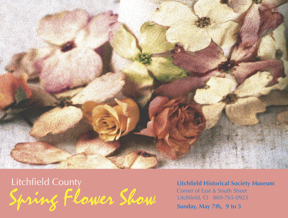 SpringFlowerShow_LitchfieldCounty_Postcard