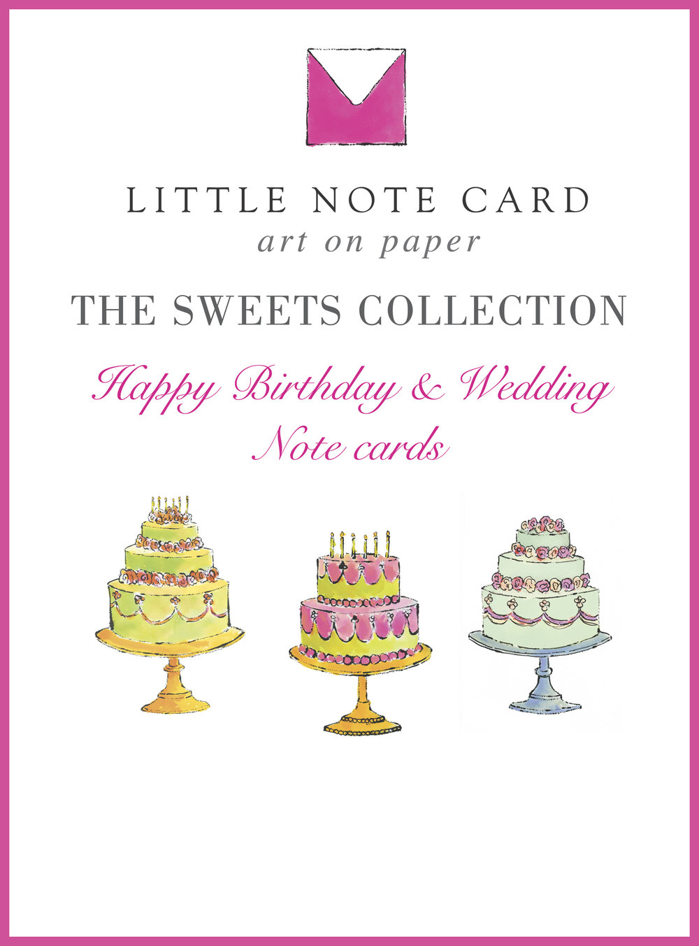 LittleNoteCard_SweetsCollection_Signage