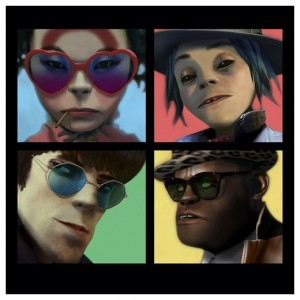 3 utwory - 1. Gorillaz -