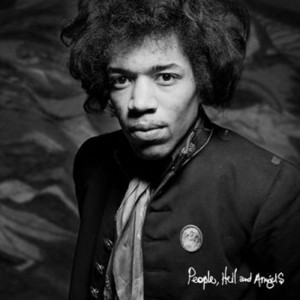 "Jimi Hendrix - "" People, Hell and Angels"""