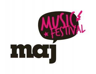 my maj music festival - logo
