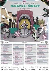 Plakat MuzykaSwiat
