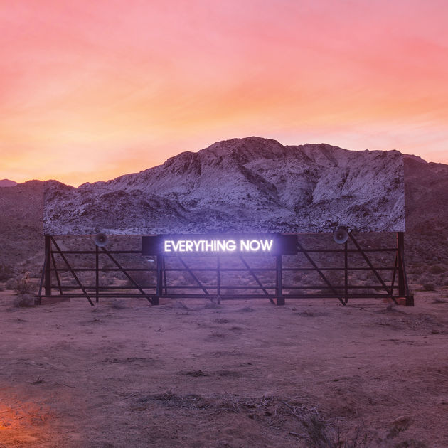 3 utwory  - 1. Arcade Fire -