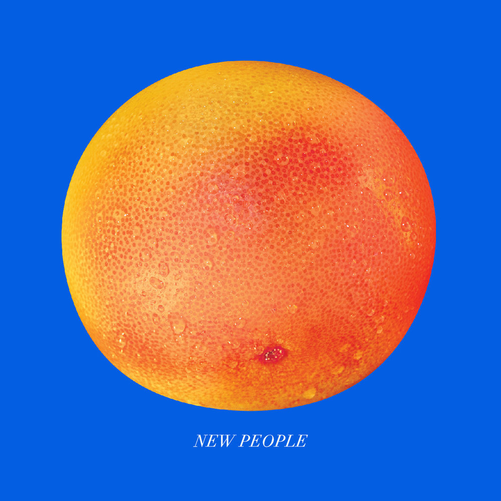 3 utwory - 1. New People -