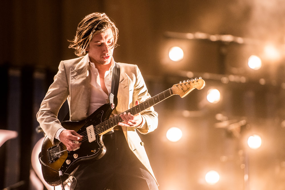 Arctic Monkeys, fot. Monika Stolarska