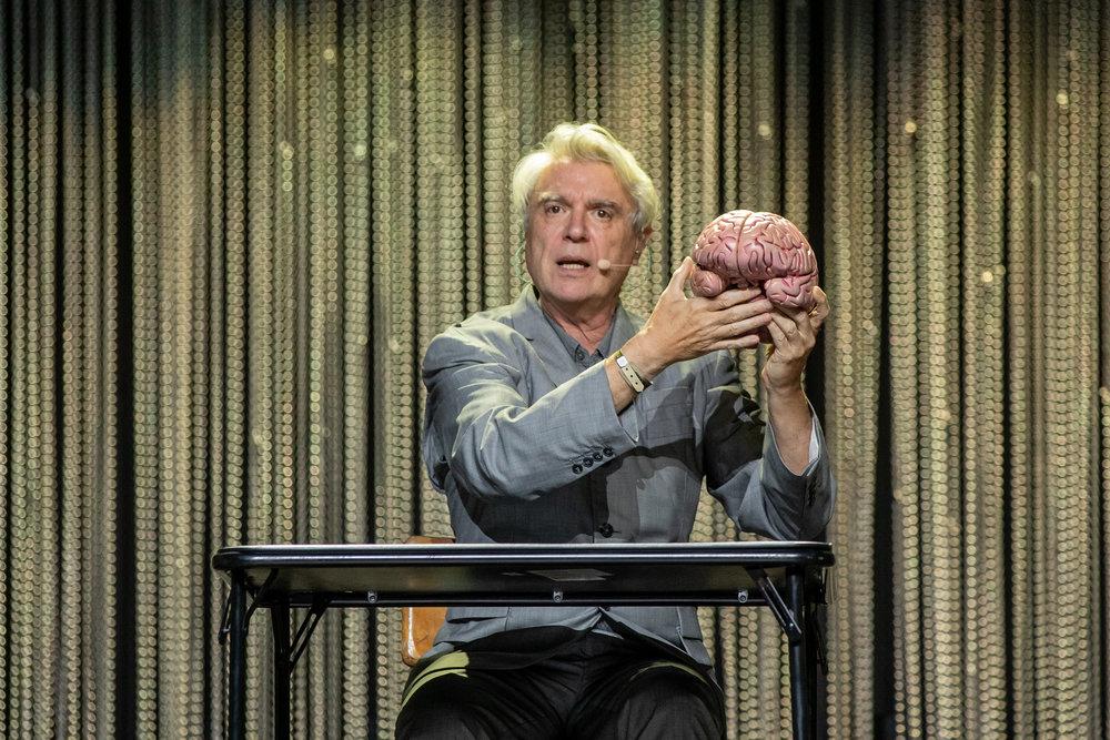 David Byrne, fot. Michał Murawski