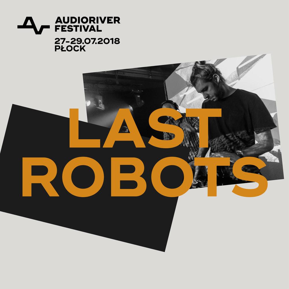 3 utwory - 1. Last Robots -