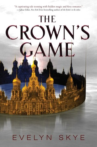 The Crowns Game Book Cover