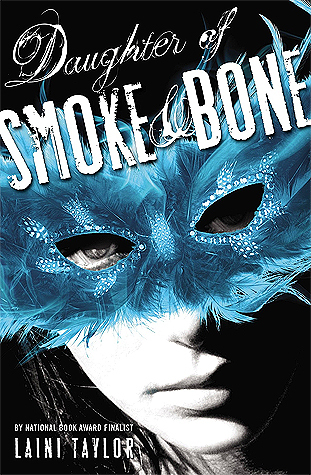 Daughter of Smoke and Bone Book Cover