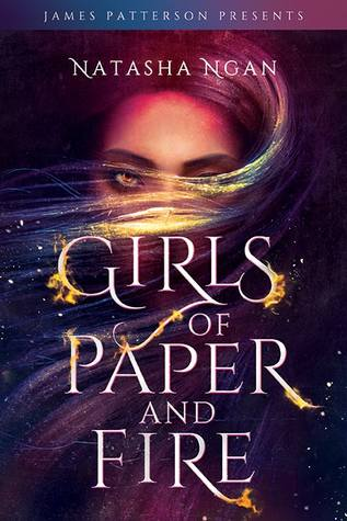 Girls of Paper and Fire Book Cover