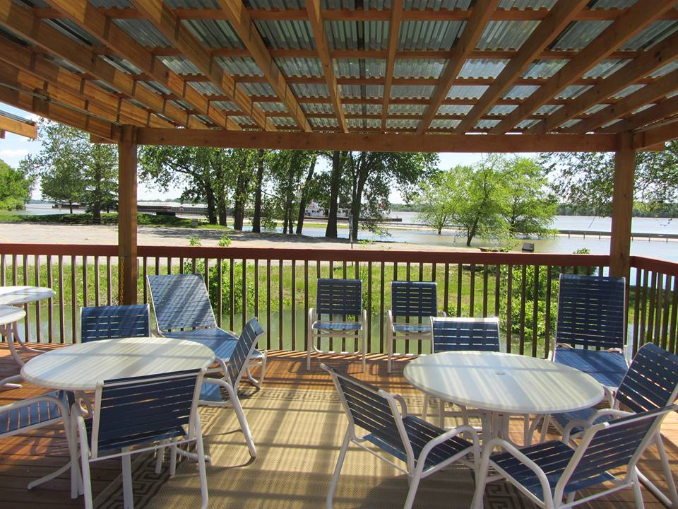 Creekside Cabanas