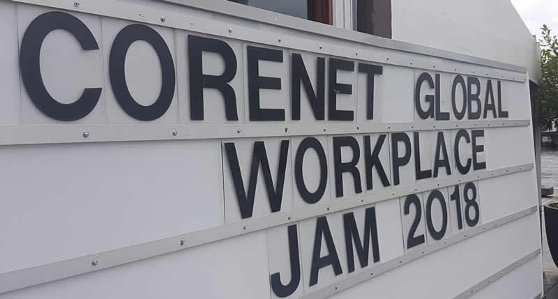 CoreNet Global Workplace Jam