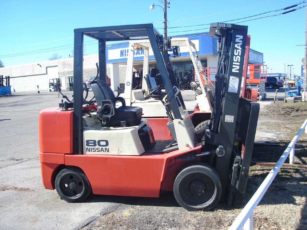1998 Nissan Forklift JC80L.jpg