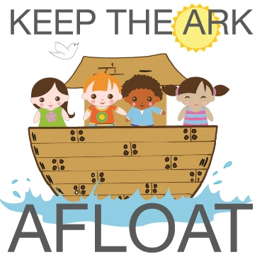 2017 Keep the Ark Afloat Dinner & Auction - Thursday, September 28th. Click for more information.