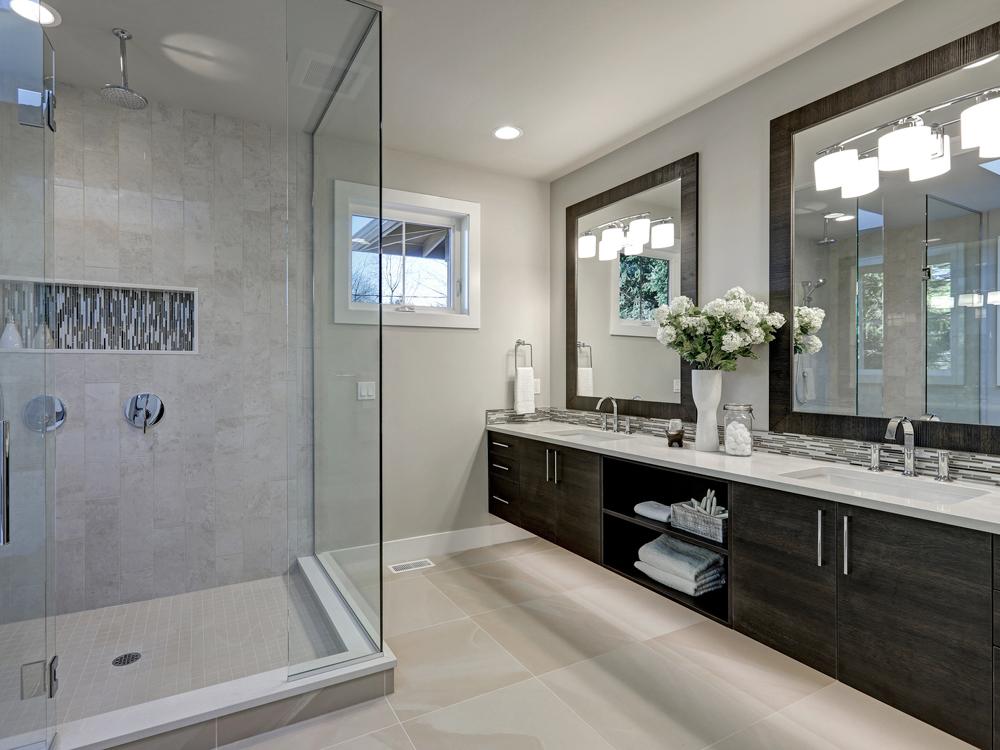 homestaging tips voor badkamer