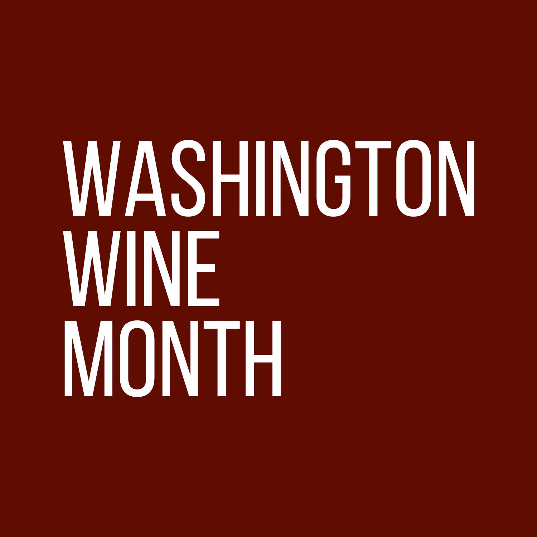 WA Wine Month — Kickoff Tasting — Cone & Steiner