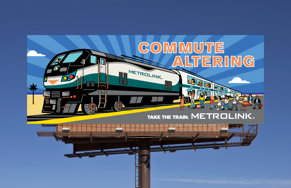 Commute Altering Metrolink