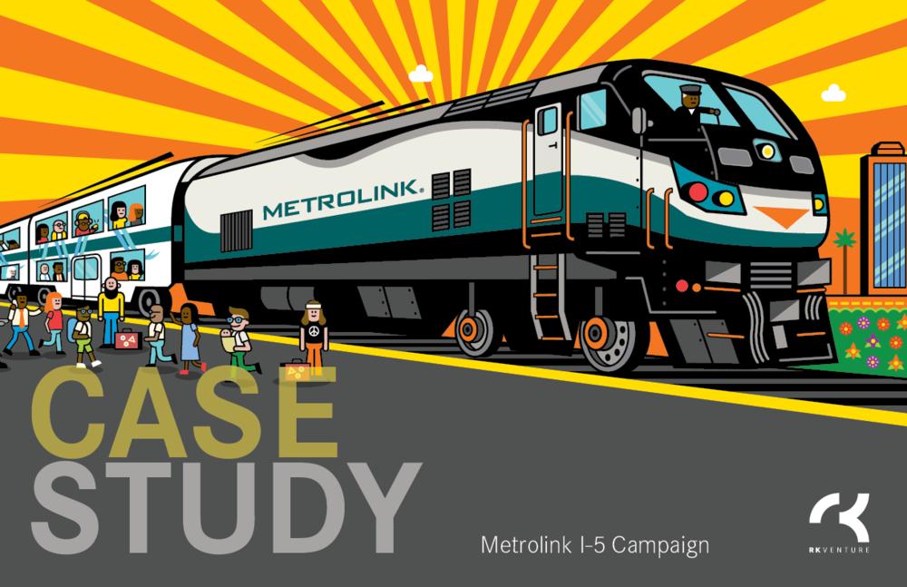 Metrolink 1-5 Campaign