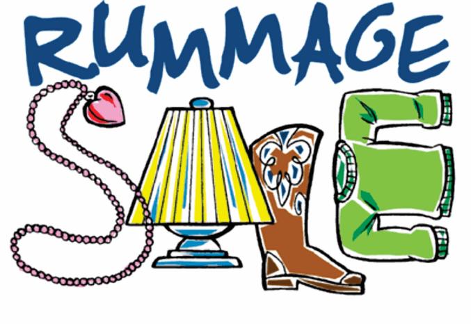 Neighborhood Rummage Sale