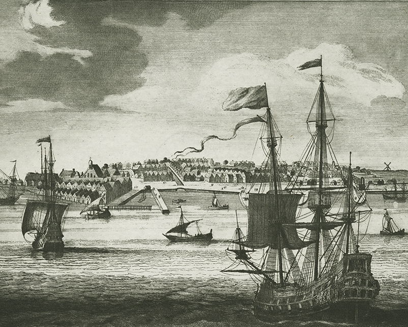 Part 4: Invasion? - In late August 1664 the residents of New Amsterdam were faced with an English invasion force. Was it truly a surprise, and did the residents really just turn the town over to the English?