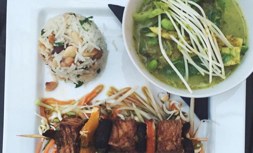 Manna vegan restaurant