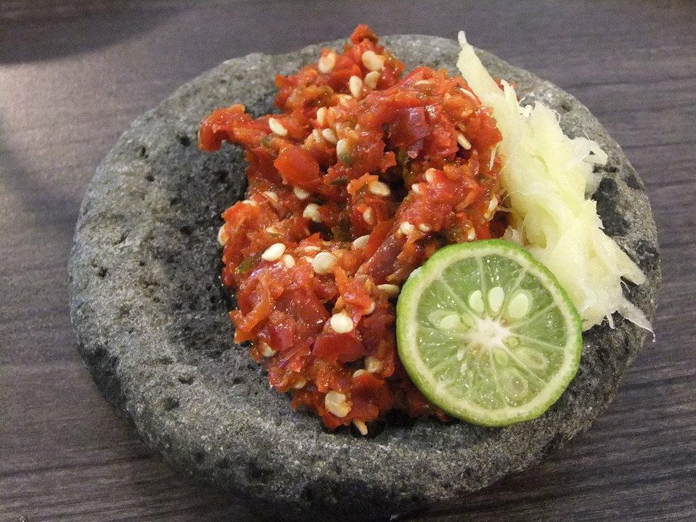 chili sambal sri-lanka