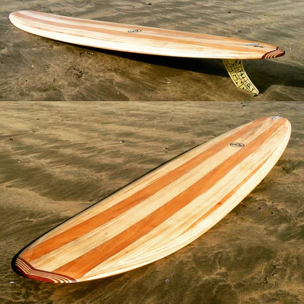 hollow longboard -