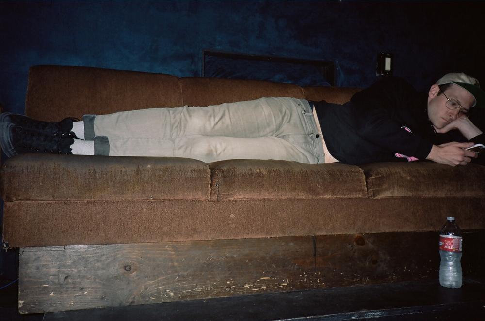 Timothy Vickers: Sideways