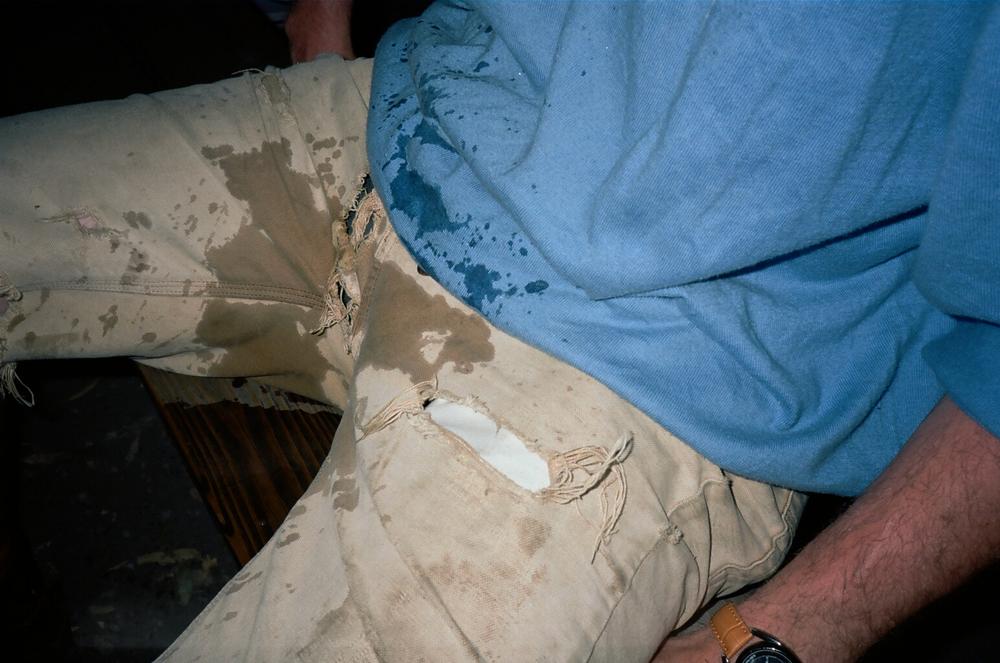 Kevin Fielding: Peed My Pants