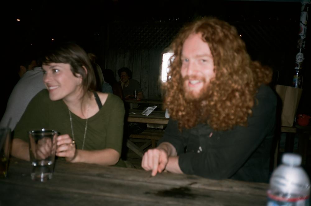 Debbie Neigher & Jeremey Lyon: Blurry Night Zeitgeist