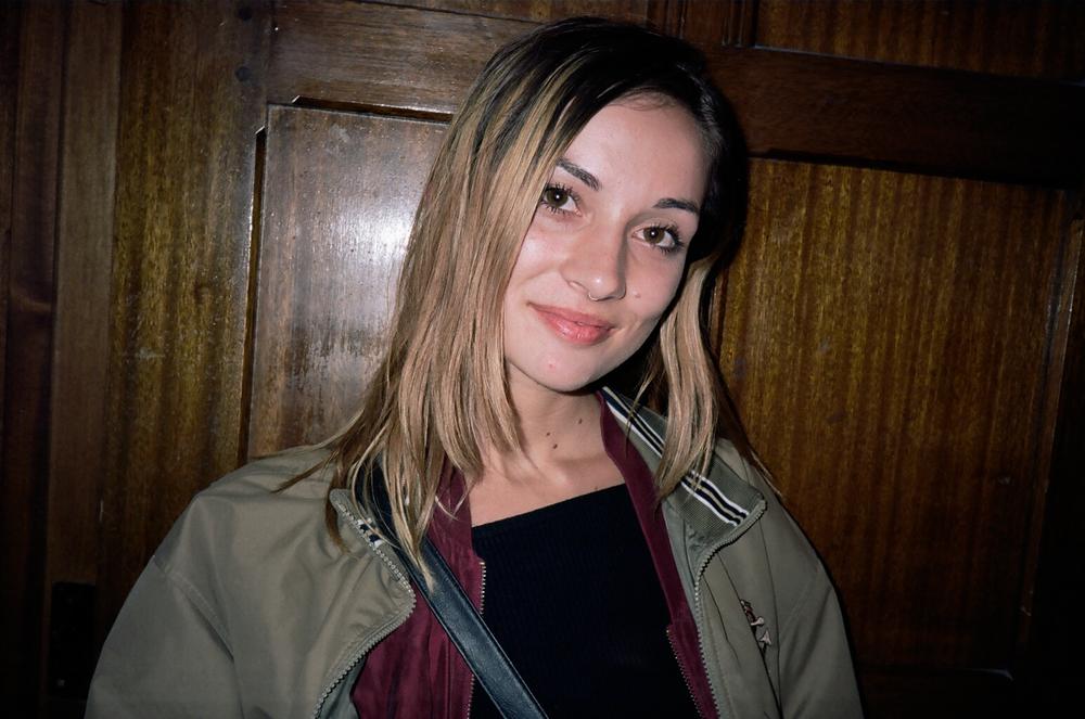 Emma Carr: Melting Chocolate Eyes