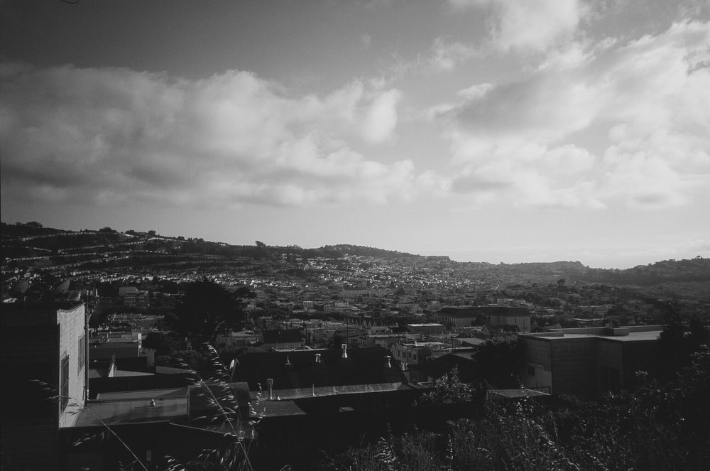 San Francisco: Hills Of Homes