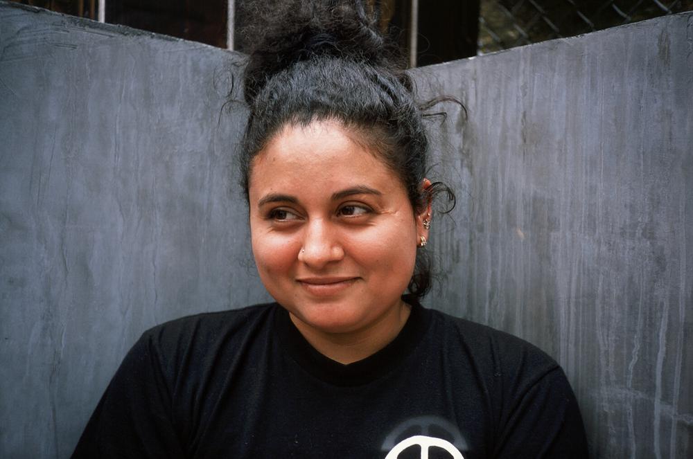 Fatima Marin: Smirk
