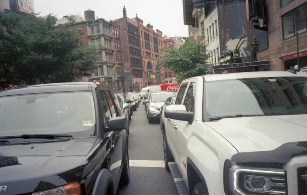 Soho Traffic
