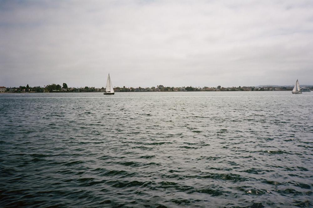 Sail The Grey Bay